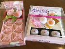 桜のお菓子